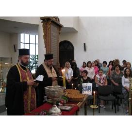 """""""Чисти сърца"""" откриха новата си духовна учебна година със спечелен проект"""