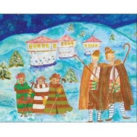 """С 41 наградени деца приключи Петият конкурс """"Чудото на Коледа"""""""