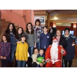 Отново празник за децата от Съюза на инвалидите в Смолян