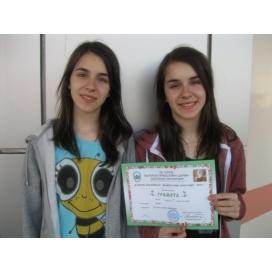 Смолянско момиче получи награда от Светия Синод